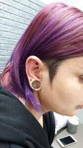 tragus rook lobe piercing